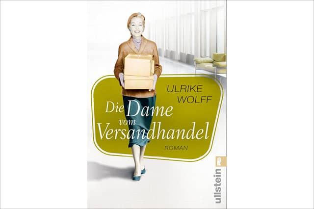 Cover Dame vom Versandhandel Schriftsteller Hänel Gerold