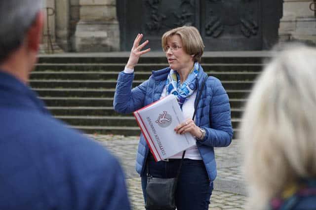 Führung Stattreisen Hannover Petra Schulte