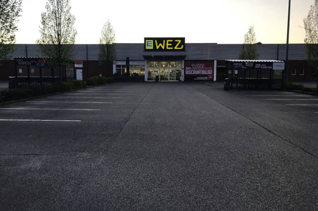 "Featured image for ""Supermärkte während Corona"""
