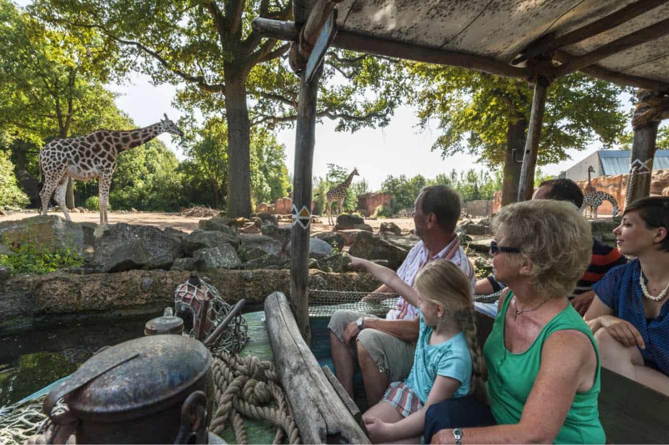 """Featured image for """"Erlebnis-Zoo Hannover: Gold für Familienfreundlichkeit"""""""