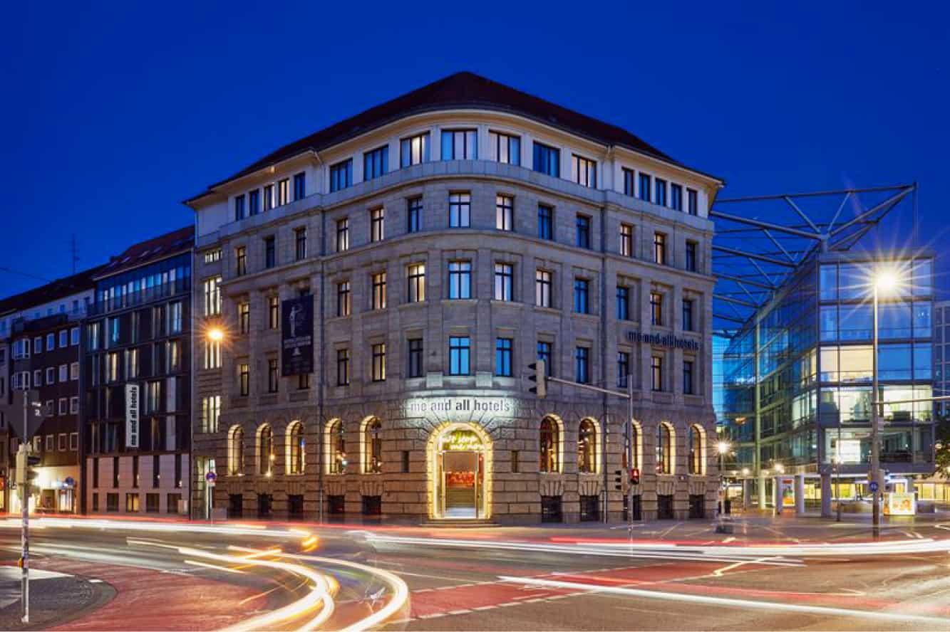 """Featured image for """"Gewinnspiel: Kurzurlaub im me and all hotel Hannover"""""""