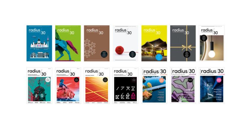 radius/30 Magazin Hannover