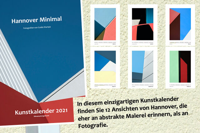 "Featured image for ""Verlosung: Kunstkalender ""Hannover Minimal 2021"""""