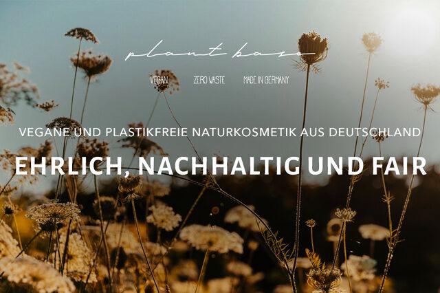 "Featured image for ""Verlosung: PlantBase Naturkosmetik aus Hannover"""