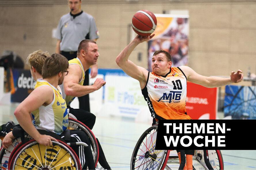 """Featured image for """"Themenwoche Barrierefreiheit: Rollstuhl-Basketballer Jan Haller"""""""
