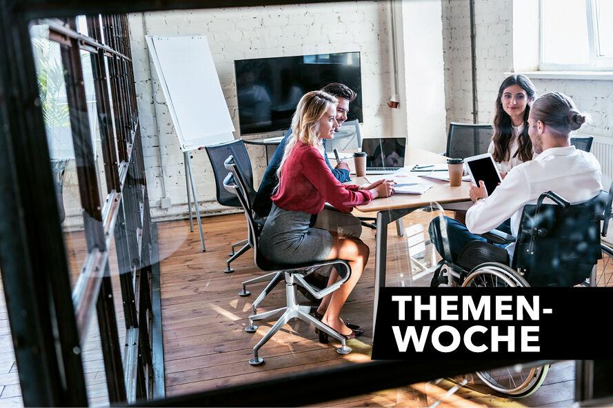 """Featured image for """"Inklusion in Unternehmen: Expertentipps für Arbeitgeber"""""""