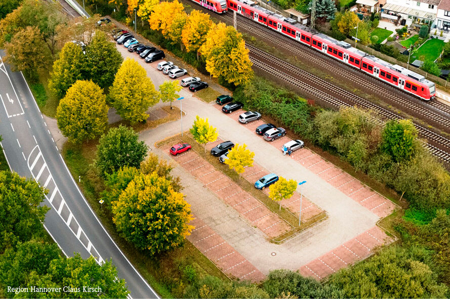 """Featured image for """"Park and Ride in der Region Hannover wird digital"""""""