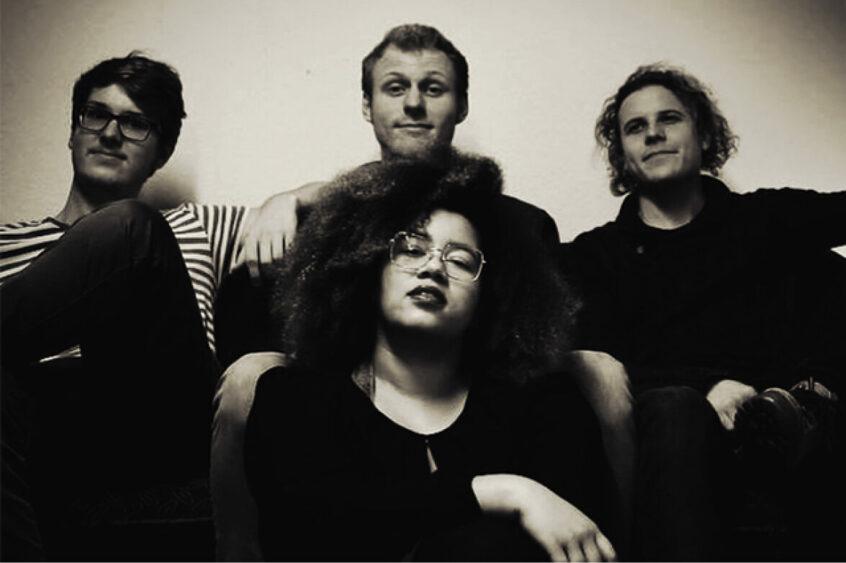 """Ein Portraitfoto der Band """"Margarita & The Boys"""""""