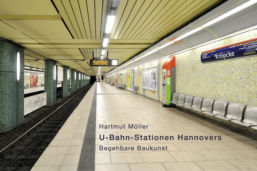 """Featured image for """"Verlosung: Begehbare Baukunst: U-Bahn-Stationen in Hannover"""""""